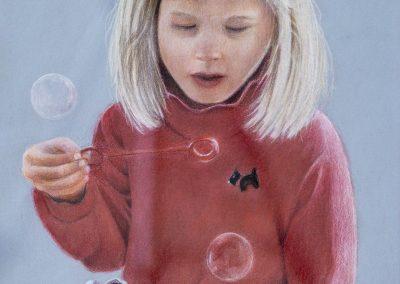 Three Bubbles Nancy Pugliano