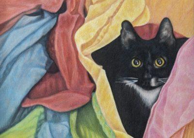 Portrait of Venus Evelyn Rivera