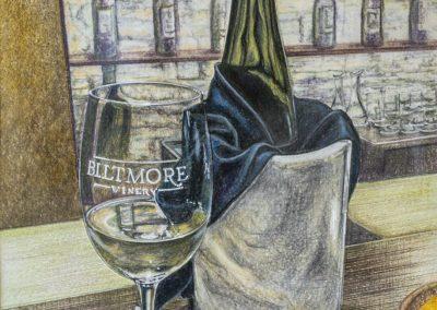 Relaxing at the Biltmore Steve Toth