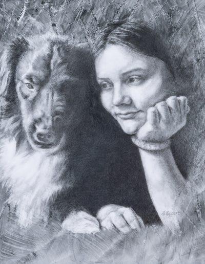 Isabella and Brisbane, Sandra Eppert