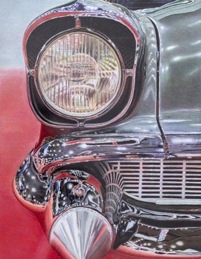 '57 Chevrolet Nomad, David McGee