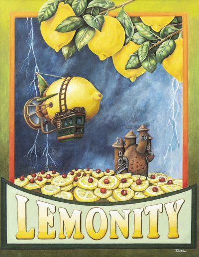 Lemonity, Debie Plumb
